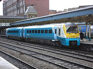 Rail transport in Cardiff - Arriva Trains Wales
