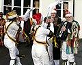 18.12.16 Ringheye Morris Dance at the Bird in Hand Mobberley 022 (31584028812).jpg