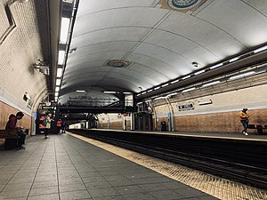 181st street station repaired.jpg