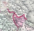 1864 Johnson Map of Turkey, Persia & Arabia ( Iran, Iraq, Afghanistan ).JPG