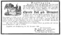 1868-11-28 Danksagung Therese Doll, geb. Weinzierl (Ingolstädter Tagblatt).png
