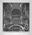 1890 circa Holzstich nach Friedrich Reinecke Inneres der Neuen Synagoge in Hannover.jpg