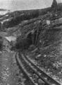 1897-05-16 OTC Schneebergbahn. Eingang des ersten Tunnels am 11. April 1897.png