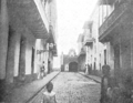 1898 street San Juan Porto Rico by James Dewell.png