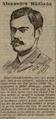 1899 - Alexandru Bădărău, sursa Adevărul, 12, nr. 3498, 16 aprilie 1899.PNG