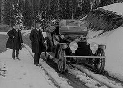 1913 Packard 6