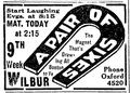 1915 Wilbur theatre BostonGlobe Feb27.png