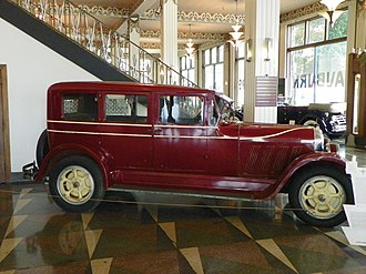 Auburn 8-Eighty-Eight Sedan - 1925 8-Eighty-Eight sedan