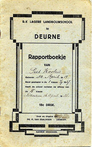 Bestand:1927-09-01 rapport landbouwschool.jpg
