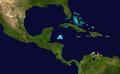 1931 Atlantic tropical storm 11 track.png