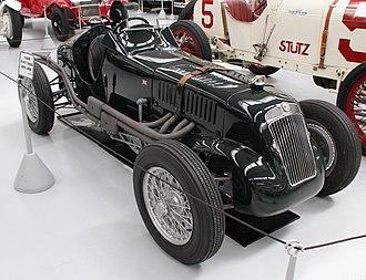 MG R-type - Image: 1935 MG R Type (31724821291)