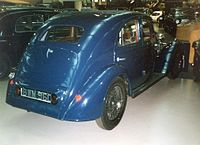 1936 Rover Speed 14 Airline coupé (1936) (29947544082).jpg