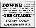 1939 - Towne Theater Ad - 18 Jan MC - Allentown PA.jpg