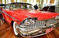 1959 Plymouth Fury (2013 RACV Motorclassica) (10491831395).jpg