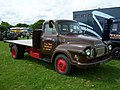 1963 Bedford (NWR 567A) flatbed, 2012 HCVS Tyne-Tees Run.jpg