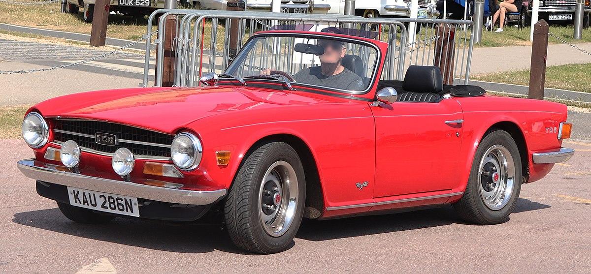 Triumph Tr6 Wikipedia