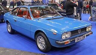 Lancia Beta Motor vehicle