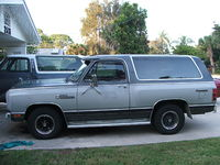 Dodge Ramcharger - Wikipedia