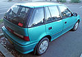 1991-1994 Holden MH Barina 5-door hatchback 04.jpg