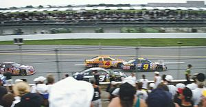 Coke Zero 400 powered by Coca-Cola - 1996 Pepsi 400