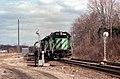 19970322 16 BNSF Savanna, IL (5639028653).jpg