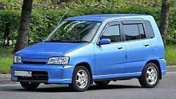 1st gen Nissan Cube