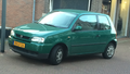 1999 Seat arosa green rear front.png