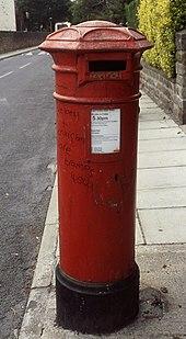 Pillar box - Wikipedia