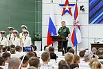 1st meeting of the youth military-patriotic movement «Yunarmiya» 05.jpg