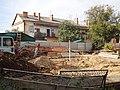 2. Фундамент зруйнованого будинку Носаля; Рівне.JPG