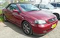 2001-2004 Holden Astra (TS) convertible (2009-11-12).jpg