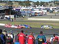 2005 V8 Supercars Eastern Creek race start.jpg