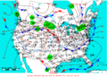 2006-02-24 Surface Weather Map NOAA.png