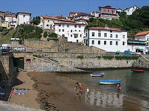 Algorta - Puerto Viejo in Algorta