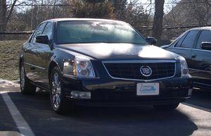 2006 Cadillac DTS 3