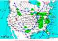 2007-02-02 Surface Weather Map NOAA.png