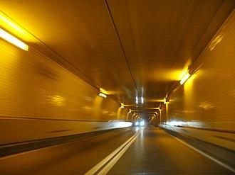 Interstate 895 (Maryland) - Baltimore Harbor Tunnel
