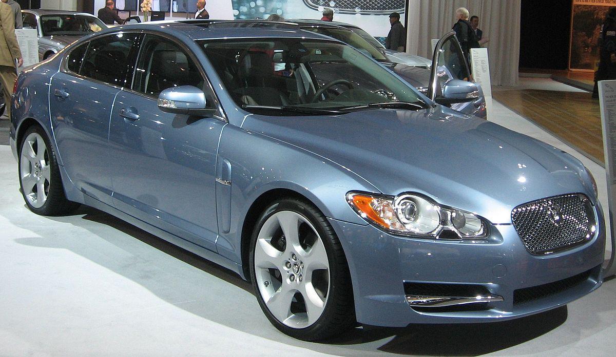 Jaguar XF - Wikipedie