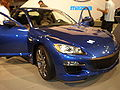 2009 blue Mazda RX-8 front 2.JPG