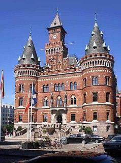 Helsingborg Municipality Municipality in Skåne County, Sweden