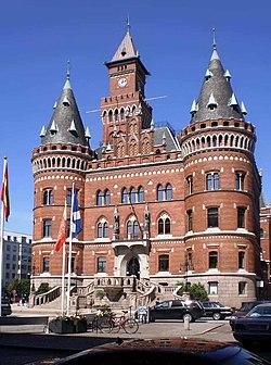 Ayuntamiento de Helsingborg