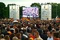 2012-06-09 Fußball-Europameisterschaft UEFA Euro 2012 Public Viewing in Hannover Waterlooplatz I.jpg