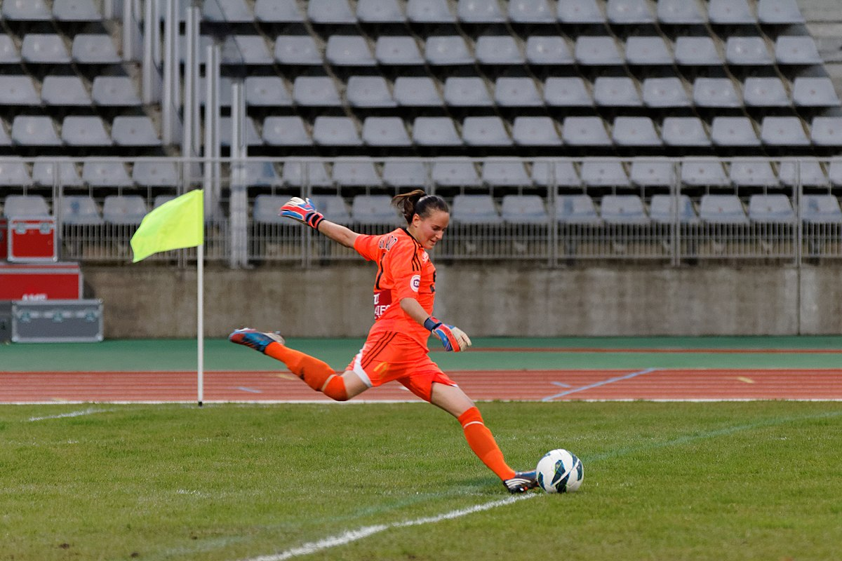 Goal kick - Wikipedia