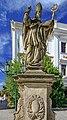 2012 Karwina, Frysztat, Pomnik Świętego Patryka (02).jpg