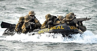 2013.1.18. 해군 특수전전단 Rep. of Korea Navy Underwater Demolition Team (8399595823).jpg