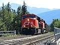 20130701 19 Canadian National Railway, Jasper, Alberta (11780402836).jpg