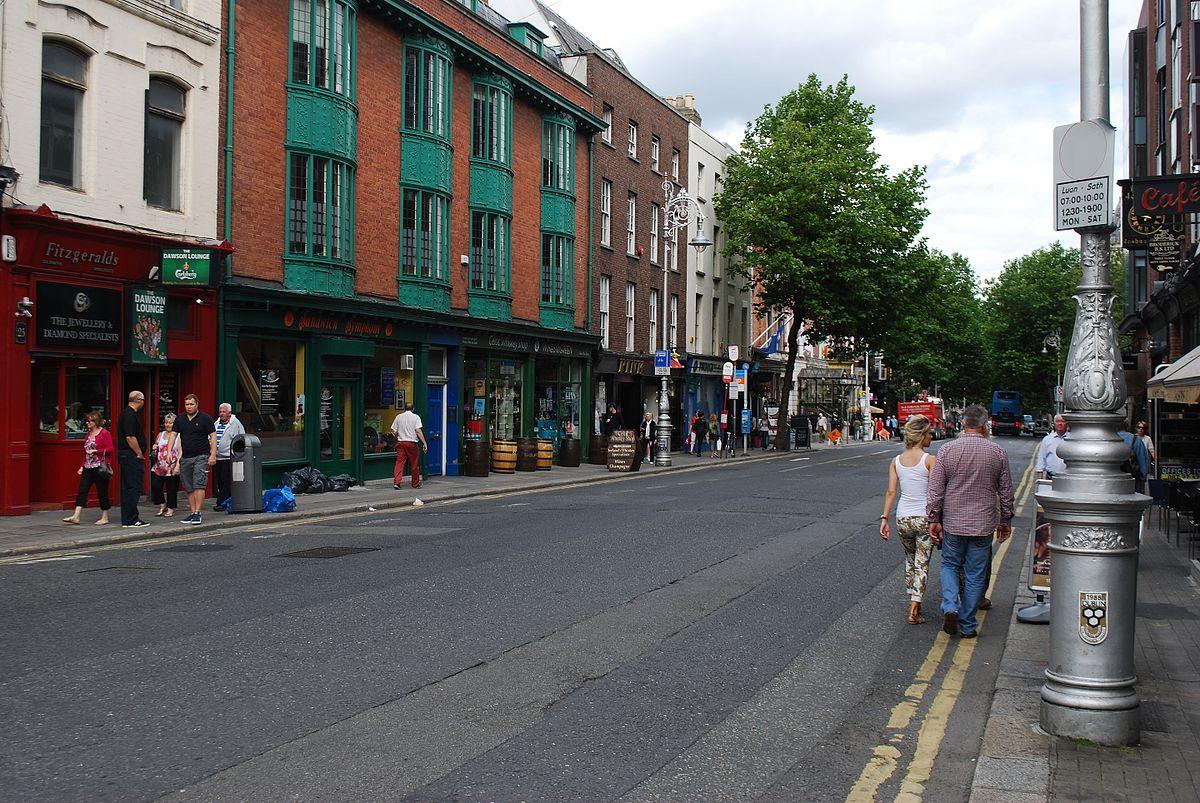 Dawson Street Wikip 233 Dia