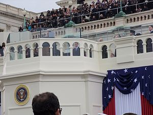 Myrlie Evers-Williams - Evers-Williams delivering the invocation at the 2013 Presidential Inauguration