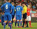 2014-05-30 Austria - Iceland football match, Matej Jug 0821.jpg