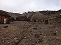 2014-07-28 13 31 54 Buildings in Berlin, Nevada at Berlin-Ichthyosaur State Park.JPG